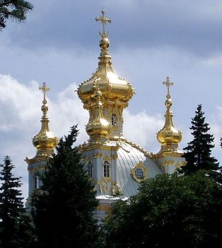 Catherine Palace, St. Petersburg Russia
