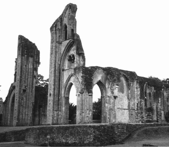 Glastonberry, England, Associated with King Arthur