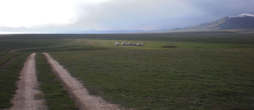 Son Kul, Kyrgystan