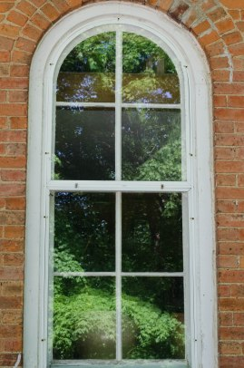 Windows and floors are original.