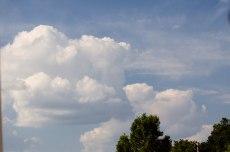 Watching Drifting Clouds
