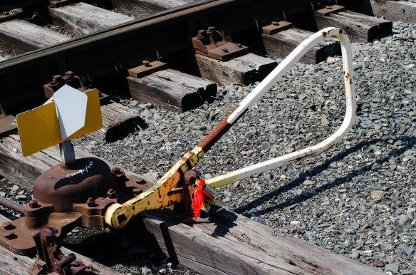 Rail yard 358