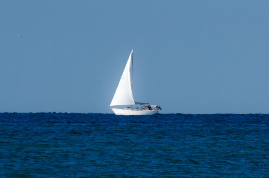 On Lake Huron, Michigan