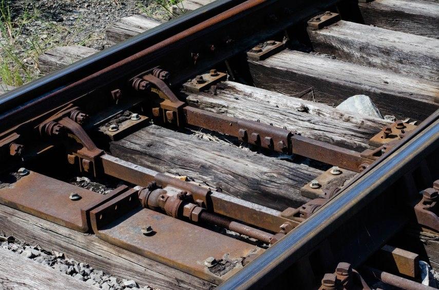 Rail yard 361