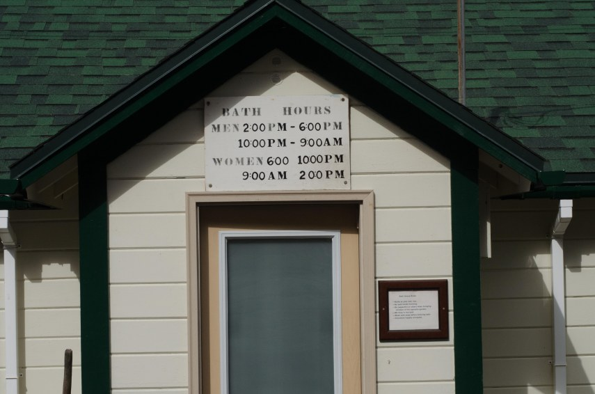 Tenakee Springs 100